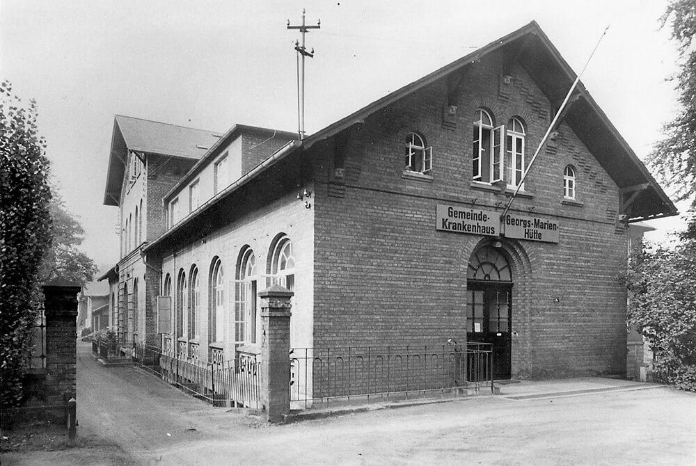 Klinik am Kasinopark - Gemeindekrankenhaus